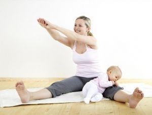 Гімнастика після пологів