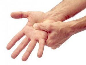 Повреждение связок пястно фалангового сустава
