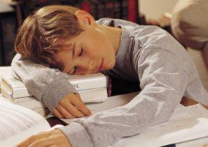 Нарушение сна у подростков