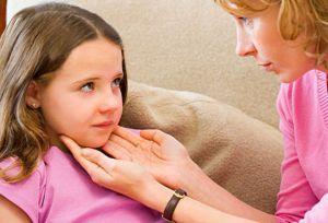 Симптомы ларингита у детей